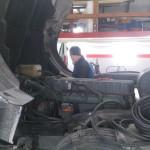 Autolukasz Blue Power Diesel na gaz Volvo FH12 420 Silnik Gora