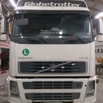 Autolukasz Blue Power Diesel na gaz Volvo FH12 420 Tir Przod