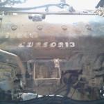 Iveco Trakker Diesel na gazie Autolukasz Silnik