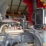 Iveco Trakker Diesel na gazie Autolukasz Silnik2
