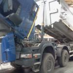 Scania R420 Diesel na gazie Autolukasz Wywrotka