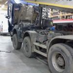 Scania R420 Diesel na gazie Autolukasz Wywrotka wyl