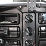 Blue Power Diesel na gaz Mercedes Actros 1836 V6 Lora Deska rozdzialcz i przelacznik