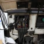 Blue Power Diesel na gaz Mercedes Actros 1836 V6 Lora Przod Wtyczki 01