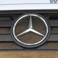 """Diesel na gaz – Mercedes Actros 1836 V6. """"Lora"""" na gazie. Oto fotorelacja z montażu mercedesa na elektronice firmy Blue-Power (www.blue-power.eu)."""