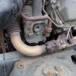 Blue Power Diesel na gaz Mercedes Actros 1836 V6 Lora Silnik Montaz EGT w wydechu