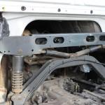 Blue Power Diesel na gaz Mercedes Actros 1836 V6 Lora Tyl montaz reduktora 01