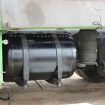 Blue Power Diesel na gaz Mercedes Actros 1836 V6 Lora Zbiornik gazu 01