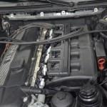 Autołukasz BMW E46 330CI Montaż instalacji gazowej komora silnika