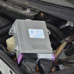 Autołukasz BMW E46 330CI Montaż instalacji gazowej komora silnika ECU LPG