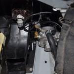 Autołukasz BMW E46 330CI Montaż instalacji gazowej komora silnika parownik