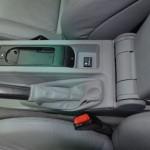 Autołukasz BMW E46 330CI Montaż instalacji gazowej przełącznik w kokpicie