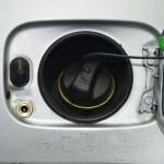 Autołukasz BMW E46 330CI Montaż instalacji gazowej wlew gazu w klapce