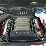 Audi A6 V6 2.4 gaz