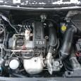 Montaż auta na bezpośrednim wtrysku Skoda Roomster 1.2 TSI.