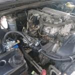 Auto terenowe Range Rover Diesel na LPG silnik Scalmax DDF filtr reduktor