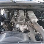 Auto terenowe Range Rover Diesel na LPG silnik Scalmax DDF komora silnika