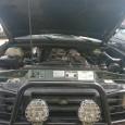 Auto terenowe Range Rover Diesel na LPG, zdjęcia z montażu systemu SCALMAX DDF: