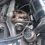 Auto terenowe Range Rover Diesel na LPG silnik Scalmax DDF wtryskiwacze EGT