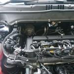 Ford Mondeo 2016 2.5L montaz LPG reduktor maska 1024