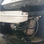 Mercedes S500  montaz LPG przod 1024