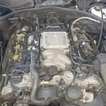 Mercedes S500  montaz LPG wtryskiwacze 1024