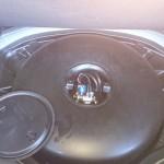 Mercedes S500  montaz LPG zbiornik gazu 1024