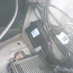 Autołukasz Mercedes sprinter na gazo-dieslu SCALMAX 315 CDI ECU