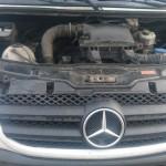Autołukasz Mercedes sprinter na gazo-dieslu SCALMAX 315 CDI przod