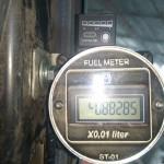 Sieczkarnia rolnicza CLAAS na gazo dieslu SCALMAX SM048 DDF pomiar ropy przelacznik gaz diesel