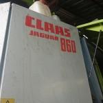 Sieczkarnia rolnicza CLAAS na gazo dieslu SCALMAX SM048 DDF przod 869