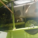 Sieczkarnia rolnicza CLAAS na gazo dieslu SCALMAX SM048 DDF silnik