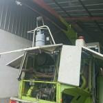 Sieczkarnia rolnicza CLAAS na gazo dieslu SCALMAX SM048 DDF test