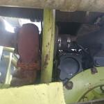Sieczkarnia rolnicza CLAAS na gazo dieslu SCALMAX SM048 DDF turbina