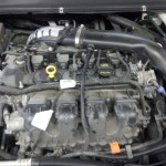 Ford Fusion Mondeo 2.0 Eco Boost silnik montaż stag 400 DPI pokrywa silnika