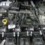 Ford Fusion Mondeo 2.0 Eco Boost silnik montaż stag 400 DPI pokrywa silnika z wtryskiwaczami