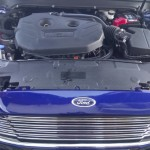 Ford Fusion Mondeo 2.0 Eco Boost silnik montaż stag 400.4 DPI pokrywa silnika