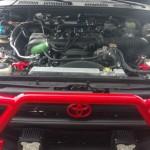 Toyota Hilux 4x4 AWD terenówka diesel na gazie przod