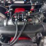 Toyota Hilux 4x4 AWD terenówka diesel na gazie silnik