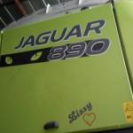 Jaguar Claas 890 sieczkarnia do kukurydzy DDF gazo diesel autolukasz zdjecie bok