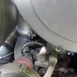 Jaguar Claas 890 sieczkarnia do kukurydzy DDF gazo diesel autolukasz zdjecie silnik turbina