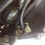 Jaguar Claas 890 sieczkarnia do kukurydzy SCALMAX DDF gazo diesel autolukasz zdjecie reduktora regulator lpg cng