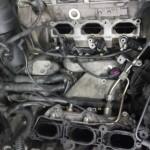 Autolukasz LPG w Audi A6 3.2 FSI Widok silnika