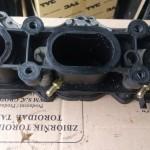 Autolukasz LPG w Audi A6 3.2 FSI wyjety kolektor do montazu dysz