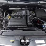 Autolukasz montaz LPG w Skodzie Octavi 1.4 TSI zamontowana instalacja