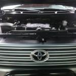 Toyota Tundra 5.7 v8 2015 Autolukasz Sekwencja montaz silnik maska otwarta