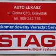 AUTOŁUKASZWARSZTATEM REKOMENDOWANYM STAG AC S.A.