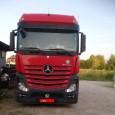 Przy montażu systemu SCALMAX Blue Diesel auto jest całkowicie zwolnione z opłat TOLL COLLECT na terenie Niemiec. Zdjęcia z montażu: