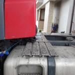 Autolukasz ACTROS EURO6 ZWOLNIENIE Z TOLL COLLECT SCALMAX Blue Diesel CNG montaż zaworu tankowania