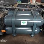 DDF Montaz instalacji SCALMAX Diesel Duel Fuel CNG do diesla Fusion Volvo Renault Daf zdjecie 01